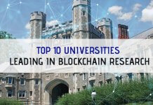 top 10 blockchain universities